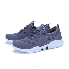 fashion air sport men mesh running shoes